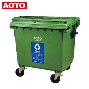 容量:1100L 材质:HDPE